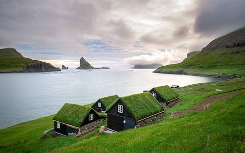 The Faroes is 18 different islands - Credit: getty
