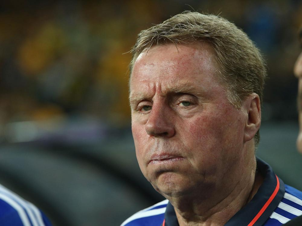 Harry Redknapp is back in football at the age of 70: Getty