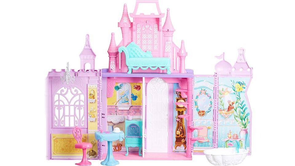 How adorable is this on-sale Disney palace?