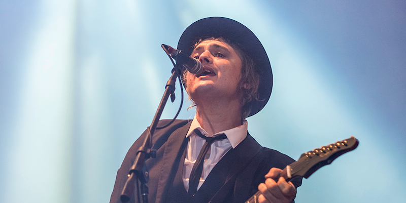 "Pete Doherty arrested for second time in 48 hours after ""drunken brawl"""