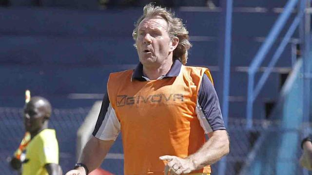 AFC Leopards coach Stewart Hall has blasted his players for Gor Mahia defeat