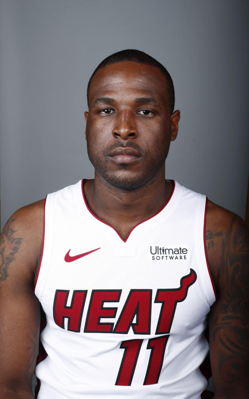 Heat suspend Dion Waiters for 3rd time this season