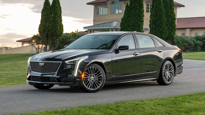 Cadillac Ct6 Production Ceases January 2020 As Part Of D Ham