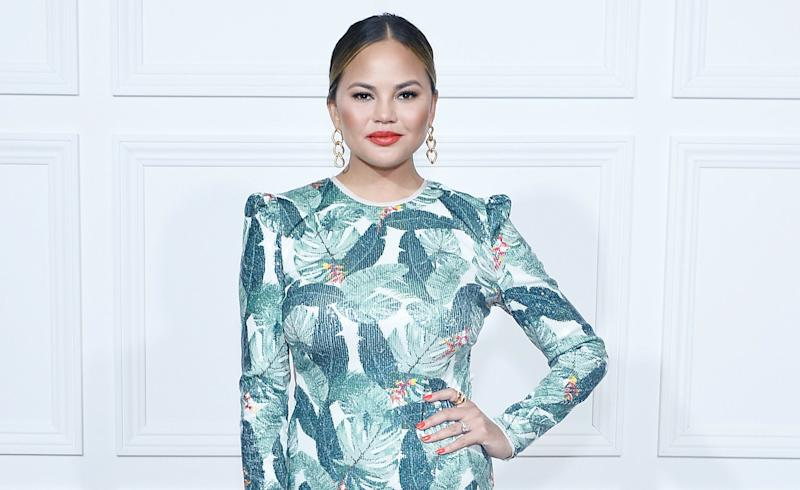 Chrissy Teigen is continuing to be vocal about her experience with postpartum depression.