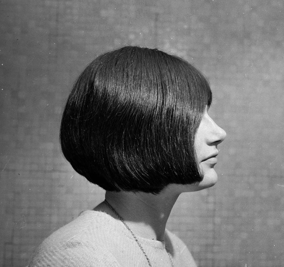 <p>Ah, the bob. After initially popping up in the '20s, Vidal Sassoon reinvented it during the mid-'60s, making it chic again among stylish women.</p>