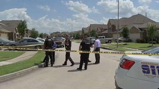 PHOTO: Kevin Shepard, 20, was shot to death after a car sale went bad during a possible robbery attempt of the victim's vehicle during a meeting with the two suspects in the suburbs of Houston, Texas, on Sunday, June 13, 2021.  (ABC News/KTRK)