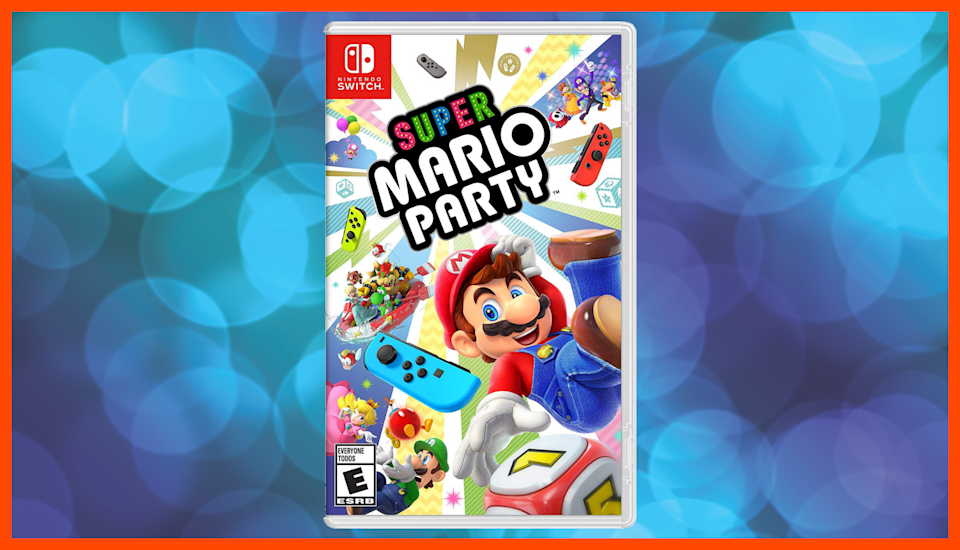 Save 35 percent on Super Mario Party. (Photo: Walmart)