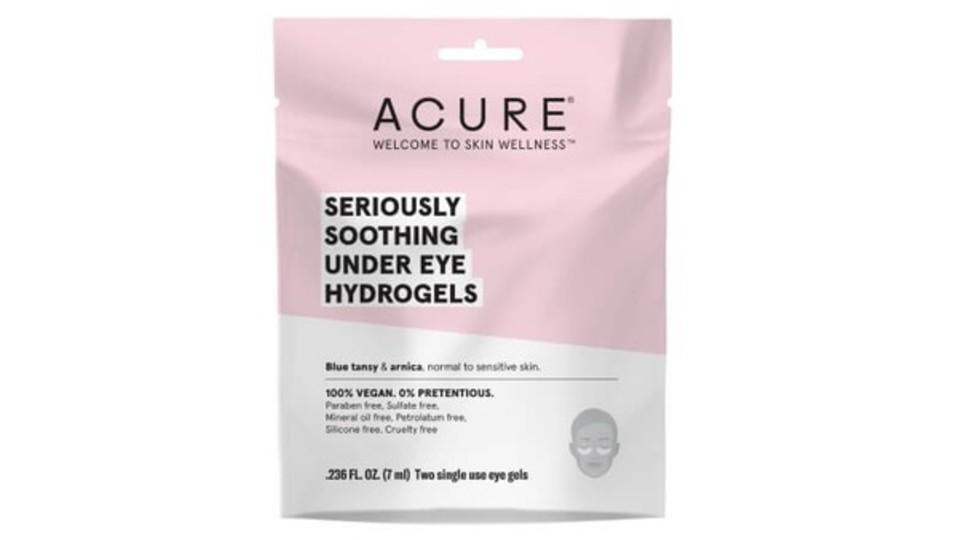 Acure Soothing Under Eye Hydrogels - Well.ca, $7.49