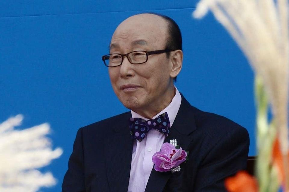 Cho Yong-gi's family was hit by multiple scandals in the last decade, resulting in his conviction in 2017 for breach of trust and causing financial losses (AP)
