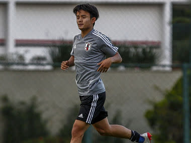 LaLiga: Real Madrid send 18-year-old Japanese midfielder Takefusa Kubo on loan to Real Mallorca