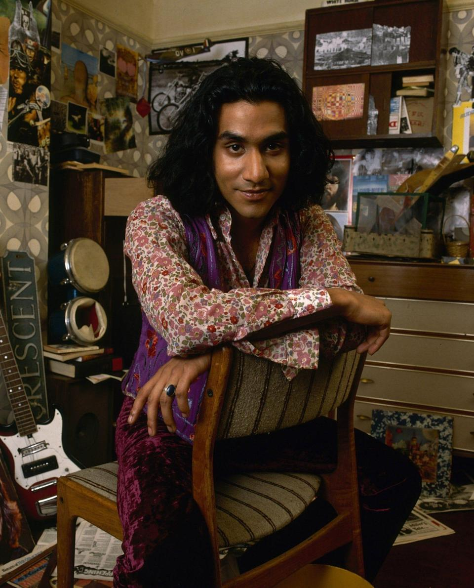 Naveen Andrews in The Buddha of Suburbia, a four-part TV serial for BBC Two (1993)