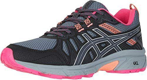 """<p><strong>ASICS</strong></p><p>amazon.com</p><p><strong>$52.25</strong></p><p><a href=""""https://www.amazon.com/dp/B07JWGY2DH?tag=syn-yahoo-20&ascsubtag=%5Bartid%7C2141.g.34362202%5Bsrc%7Cyahoo-us"""" rel=""""nofollow noopener"""" target=""""_blank"""" data-ylk=""""slk:Shop Now"""" class=""""link rapid-noclick-resp"""">Shop Now</a></p><p>There's a reason Asics' Gel-Venture 7 sneakers have over 7,000 positive reviews, a near-perfect rating, and a """"#1 Best Seller"""" label. This style features a special gel cushioning that accentuates the shock as you pound the pavement to add some extra pep to your step. </p>"""