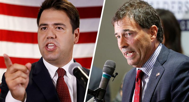 Danny O'Connor and Troy Balderson