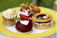 """<p>As the holder of The British Tea Guild Council's Top London Afternoon Tea Award and The Award of Excellence, <a href=""""https://go.redirectingat.com?id=127X1599956&url=https%3A%2F%2Fwww.booking.com%2Fhotel%2Fgb%2Fthe-goring.en-gb.html%3Faid%3D2070929%26label%3Dhotel-afternoon-tea&sref=https%3A%2F%2Fwww.redonline.co.uk%2Ftravel%2Fg37102406%2Fhotel-afternoon-tea%2F"""" rel=""""nofollow noopener"""" target=""""_blank"""" data-ylk=""""slk:The Goring"""" class=""""link rapid-noclick-resp"""">The Goring</a> has an afternoon tea you simply must experience. At the grand five-star hotel, you can expect impeccable manners and a subtle streak of wit and wonder as you take a seat in the luxurious Veranda.</p><p>The ever-changing menu includes delicious pastries, fruity homemade jams, melt-in-the-mouth sandwiches and high quality tea blends that showcase seasonal ingredients. This summer, The Goring is serving an exclusive pony-themed afternoon tea to celebrate the arrival of their pony is residence, <a href=""""https://www.instagram.com/teddytheshetland/?hl=en"""" rel=""""nofollow noopener"""" target=""""_blank"""" data-ylk=""""slk:Teddy the Shetland"""" class=""""link rapid-noclick-resp"""">Teddy the Shetland</a>, with the cakes resembling the shapes of ponies and horseshoes, Teddy's favourite carrot cake and Polo mint-infused scones.</p><p><strong>Price:</strong> From £50</p><p><a class=""""link rapid-noclick-resp"""" href=""""https://go.redirectingat.com?id=127X1599956&url=https%3A%2F%2Fwww.booking.com%2Fhotel%2Fgb%2Fthe-goring.en-gb.html%3Faid%3D2070929%26label%3Dhotel-afternoon-tea&sref=https%3A%2F%2Fwww.redonline.co.uk%2Ftravel%2Fg37102406%2Fhotel-afternoon-tea%2F"""" rel=""""nofollow noopener"""" target=""""_blank"""" data-ylk=""""slk:BOOK A ROOM"""">BOOK A ROOM</a></p>"""