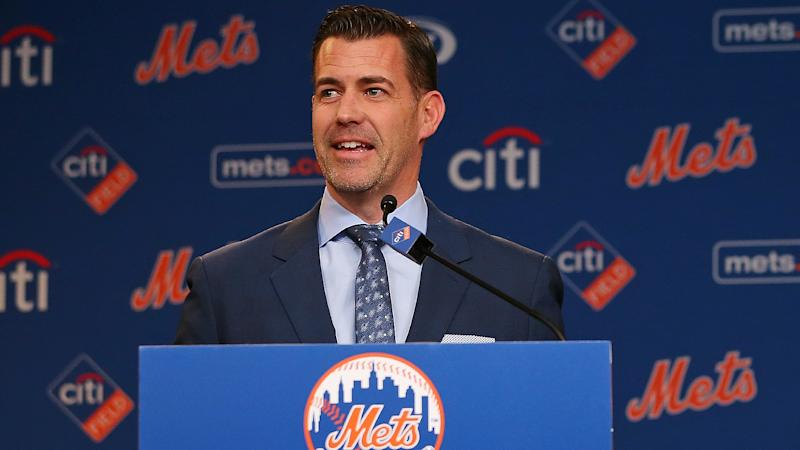 Mets GM Brodie Van Wagenen apologizes for wrongly ripping Rob Manfred over protest idea