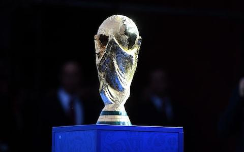 World Cup trophy - Credit: World Cup trophy