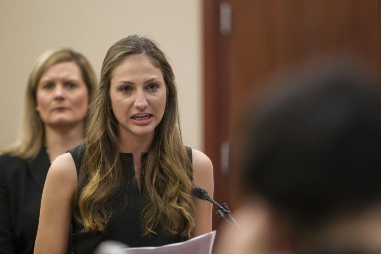 Kyle Stephens recounted that Larry Nassar -- a family friend -- abused her at her home from age six to 12