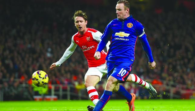 Arsenal and Man United is still one of the biggest games on the EPL calendar.