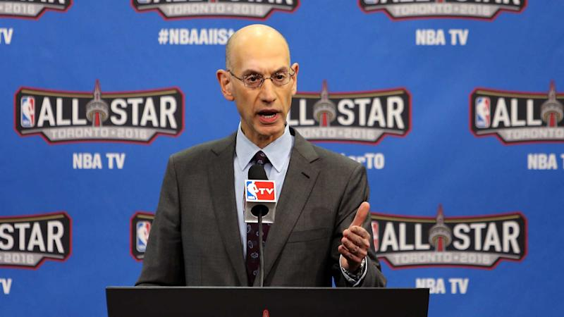 Adam Silver: NBA 'committed' to Charlotte for 2019 All-Star Game as long as HB2 is changed