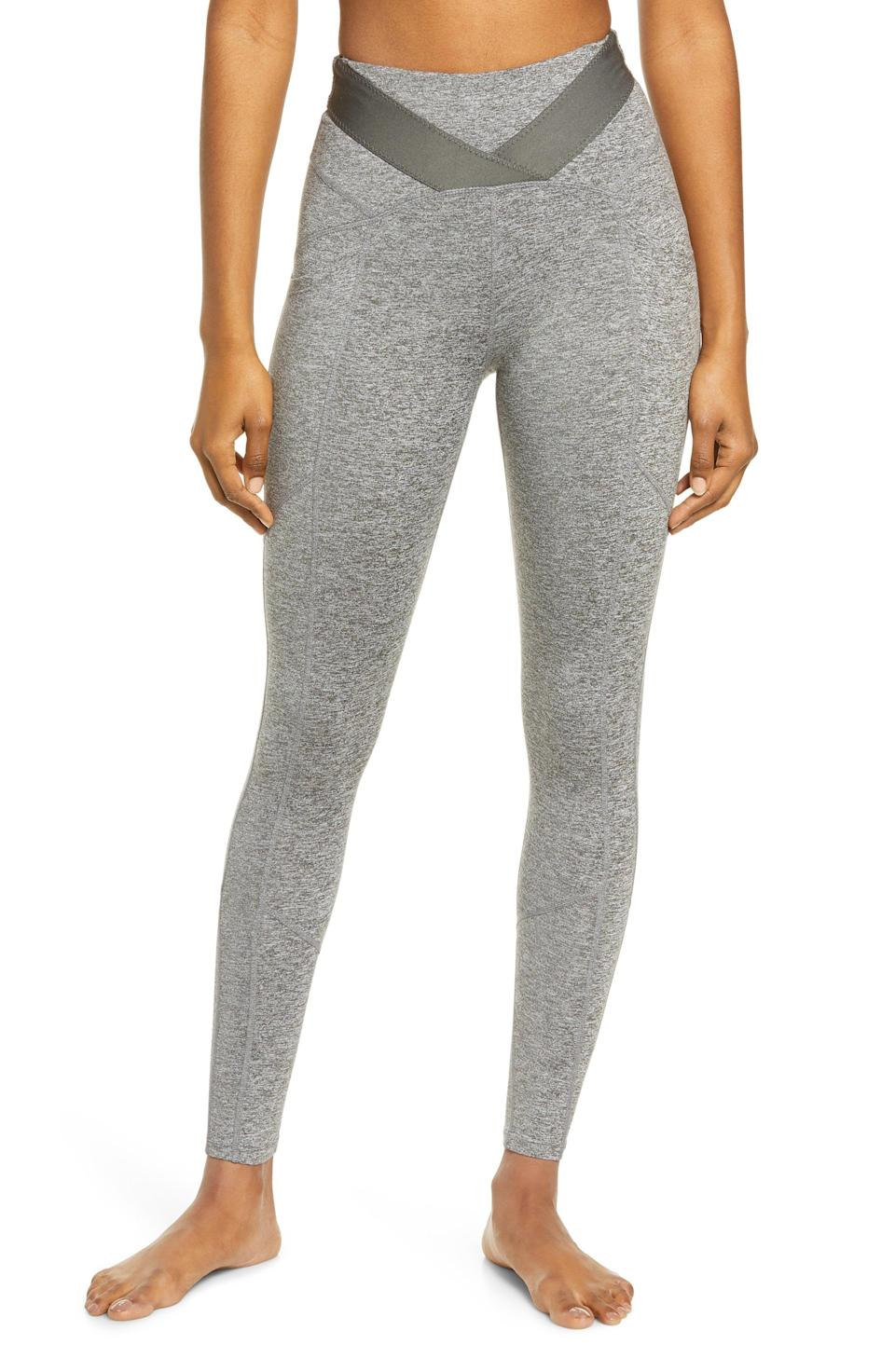 """<p><strong>FP MOVEMENT</strong></p><p>nordstrom.com</p><p><strong>$64.80</strong></p><p><a href=""""https://go.redirectingat.com?id=74968X1596630&url=https%3A%2F%2Fwww.nordstrom.com%2Fs%2Ffree-people-fp-movement-just-breathe-high-waist-pocket-leggings%2F6116943&sref=https%3A%2F%2Fwww.womenshealthmag.com%2Flife%2Fg36999215%2Fviral-tiktok-items-nordstrom-sale%2F"""" rel=""""nofollow noopener"""" target=""""_blank"""" data-ylk=""""slk:Shop Now"""" class=""""link rapid-noclick-resp"""">Shop Now</a></p><p>You already have a gorgeous bod, of course—but TikTok swears that the v-shaped design at the front of these leggings accentuates your natural curves in a way that'll make you feel more confident than ever. Plus, they're super breathable and the high, wide waistband offers tons of support.</p>"""