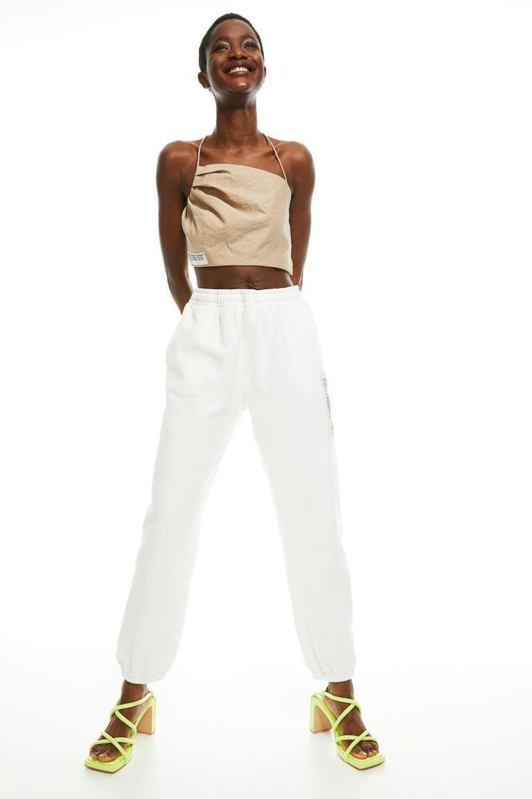 <p>We need these <span>H&amp;M Cotton Joggers</span> ($40) ASAP.</p>