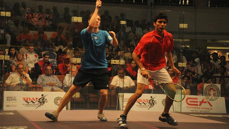 Pak Pulls Out of Asian Squash Championship Over Indian Visa Issues