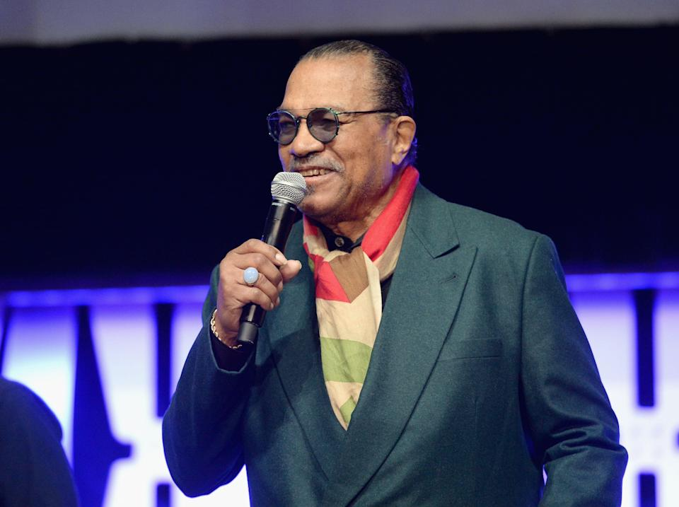 Billy Dee Williams Of 'Star Wars' Clarifies Gender Fluidity Comments