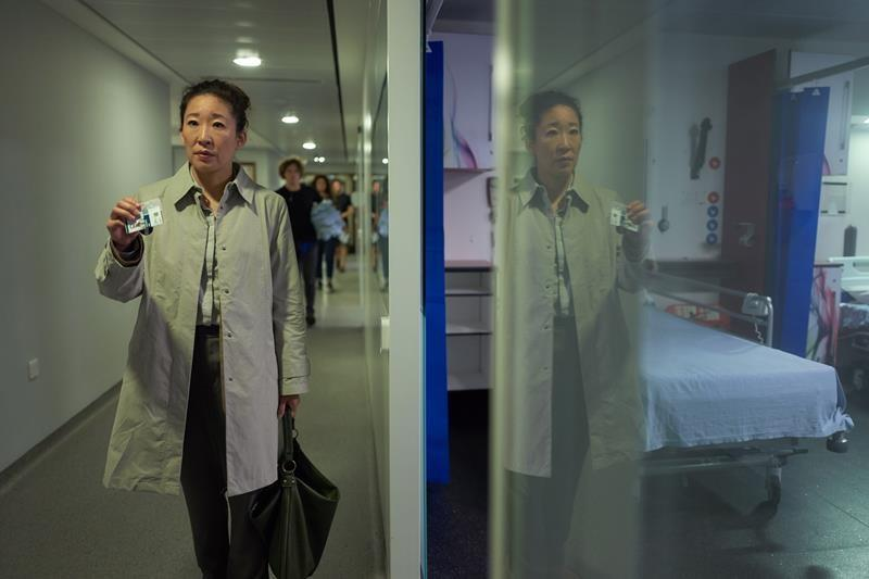 Sandra Oh delves into female psyche with 'Killing Eve'