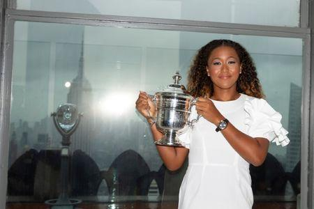 US Open champion Naomi Osaka trying to move on from 'bittersweet' memories
