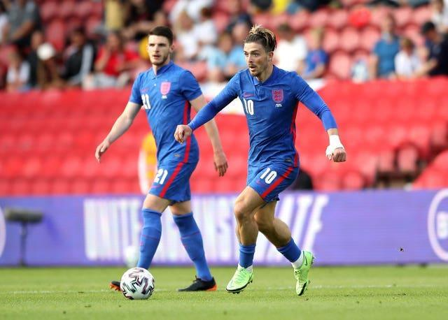Jack Grealish has impressed in England's two Euro 2020 warm-up fixtures.