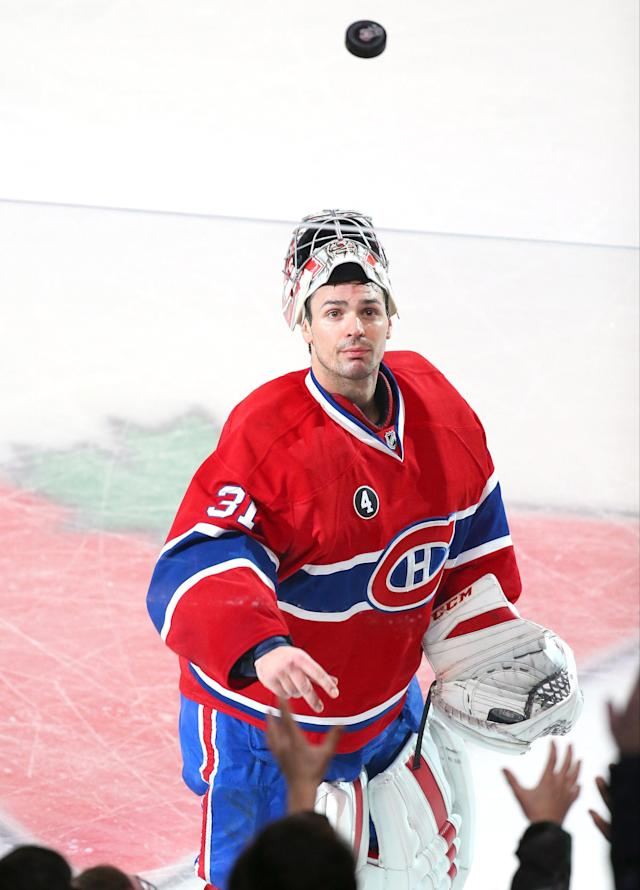 Can Carey Price win the Hart Trophy this season?