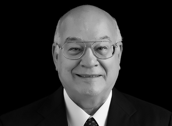 Harry Elias was one of the first 12 people appointed Senior Counsel in 1997. Among other accomplishments, he helped set up the Law Society's Criminal Legal Aid Scheme (CLAS) in 1985. (Photo: Harry Elias Partnership)
