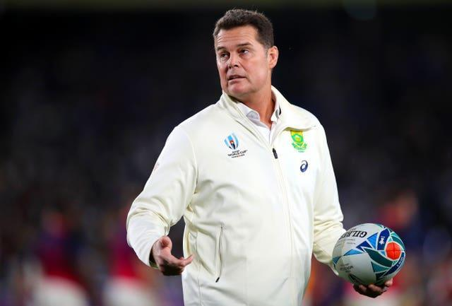 South Africa boss Rassie Erasmus has been charged with misconduct by World Rugby