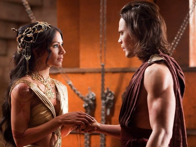 'John Carter' Loss Expected to Be $200M
