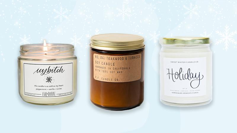17 Winter Candles That'll Keep You Feeling Cozy All Season Long