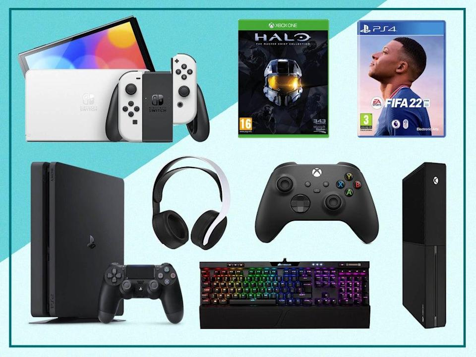 You might not find a PS5 (here's hoping), but we'll certainly hunt out the most appealing offers  (The Independent)