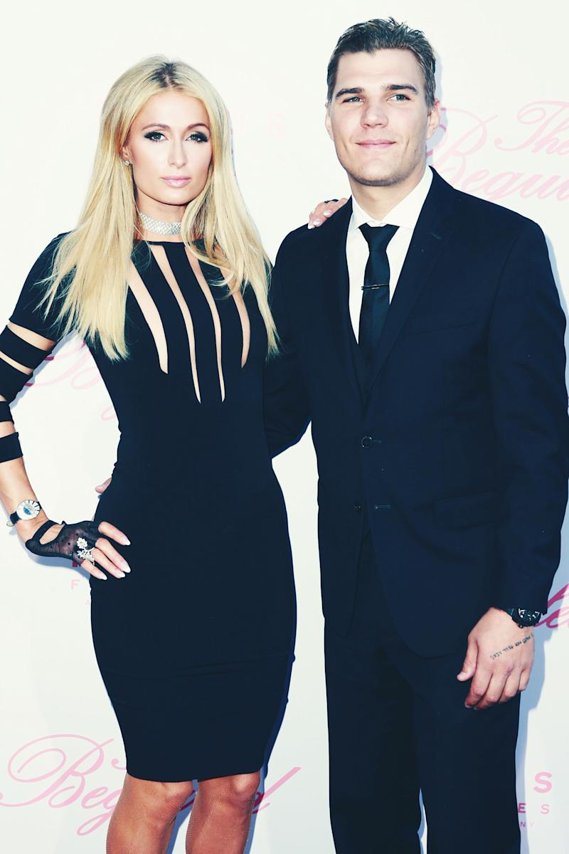 Watch Paris Hilton Just Announced Shes Engaged to Chris Zylka video