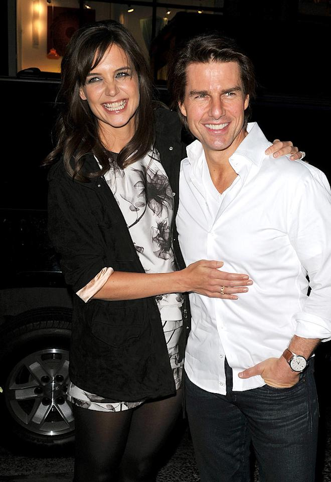 """Some stars are a dream to interview -- they're fun, witty, and open to outlandish questions. Then there are those who leave a lot left unsaid. One actor who maintains his """"Cruise Control"""" at all times is Tom Cruise. Wouldn't you just love to ask him all about his marriage to Katie Holmes, how he's raising his daughter Suri, and his controversial religion, Scientology? James Devaney/<a href=""""http://www.wireimage.com"""" target=""""new"""">WireImage.com</a> - September 7, 2010"""