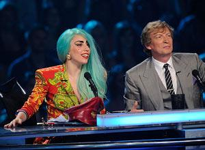 We loved Lady Gaga's guest judge stint (FOX/Adam Rose)