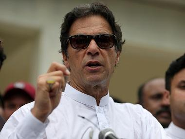 Case registered against students who protested at Pakistan prime minister Imran Khan's Muzaffarabad rally on Kashmir