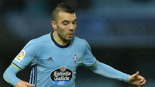 Celta Vigo have announced that attacker Iago Aspas, who has hit 21 goals this season, has signed a new contract at the LaLiga club.