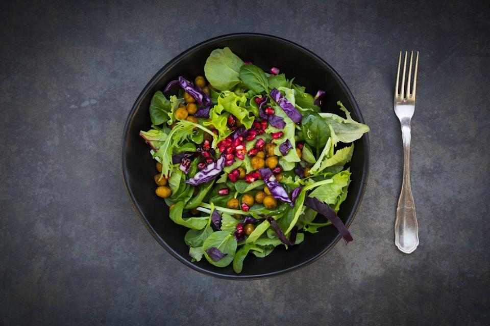 """<p><strong>Weekly servings to aim for: </strong>6</p><p><strong>One serving equals: </strong>1 cup cooked, 2 cups raw</p><p>""""Foods high in folate (such as leafy greens) reduce homocysteine, thus reducing risk for Alzheimer's,"""" says Dr. Bredesen. Meanwhile, """"cruciferous vegetables such as broccoli and Brussels sprouts support detoxification,"""" he adds.<br></p>"""