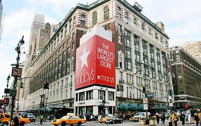 Macy's readies to open its doors early again on Thanksgiving