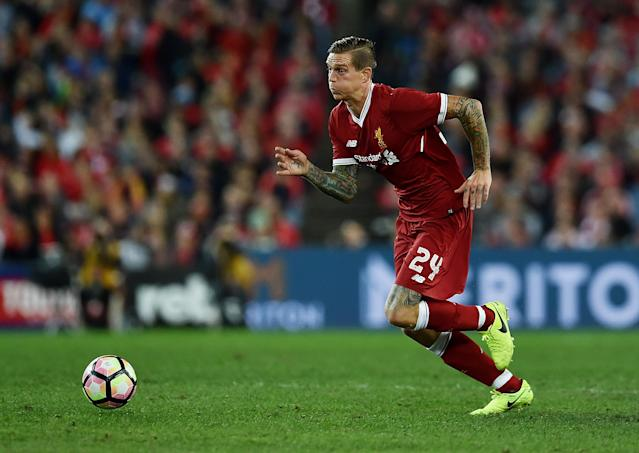 Moves like Agger: The defender did well at Anfield