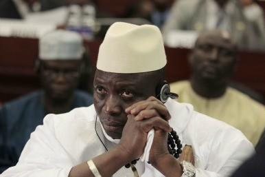 President of The Gambia
