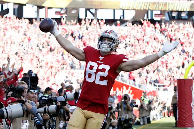 49ers mailbag: Is Jimmy G ready for playoff push? Where's Kittle?