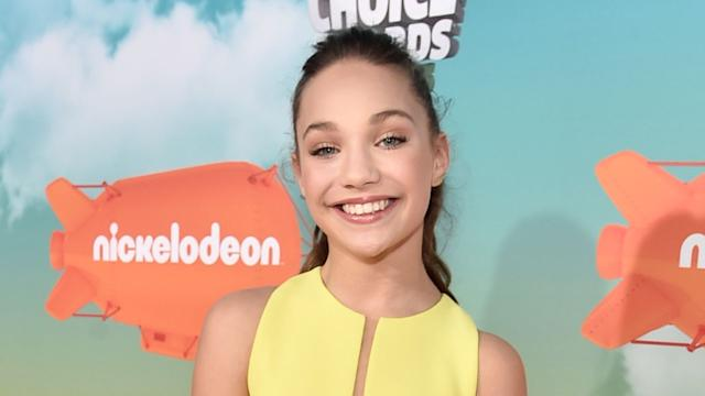 Maddie Ziegler Busts Out Her Sassiest Moves While Dancing to ...