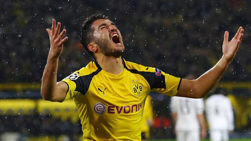 Real Madrid and Liverpool flop Sahin signs new Borussia Dortmund deal