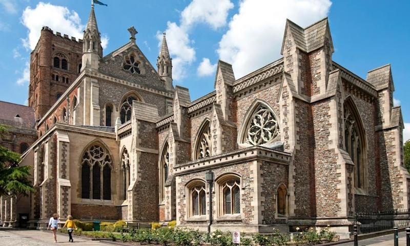 Peterborough cathedral was bailed out with a loan from the Church Commission.