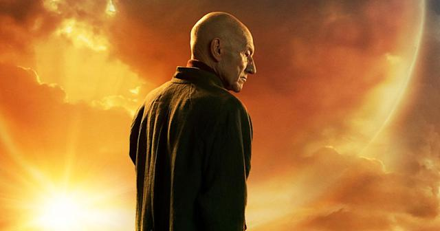 Patrick Stewart says he almost said no to 'Star Trek: Picard'